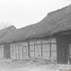 Krobia. Stare Stodoły 1974 r.