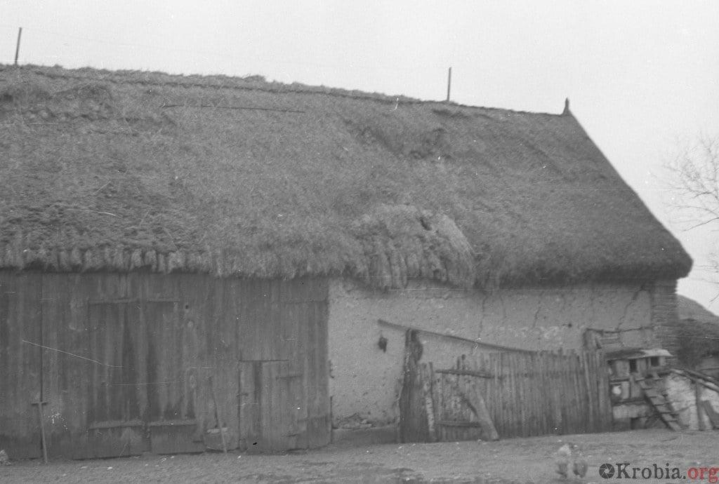 Stodoła na biskupiźnie Bogusław Linette