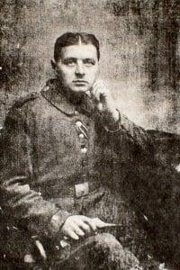 Wiktor Minta Powstaniec Wielkopolski