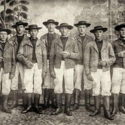 Biskupianie początek XX wieku