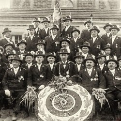 Bractwo Kurkowe Krobia 1926 r.