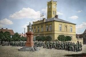 6 września 1939 r. wkroczenie niemców do Krobi