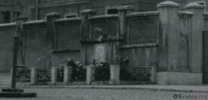 Krobia pomnik w miejscu egzekucji z 21.10.1939 r.