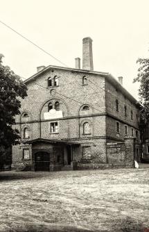 29 - Widok fabryki od strony zachodniej