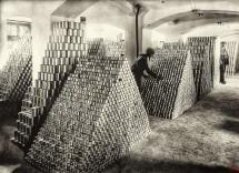 65 - Fabryka konserw - magazyn pełnych puszek część II