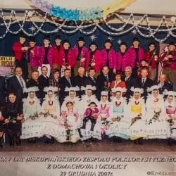 Biskupiański Zespół Folklorystyczny z Domachowa i Okolic