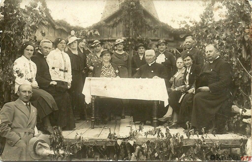 Ogród ludowy Sobierajski Krobia