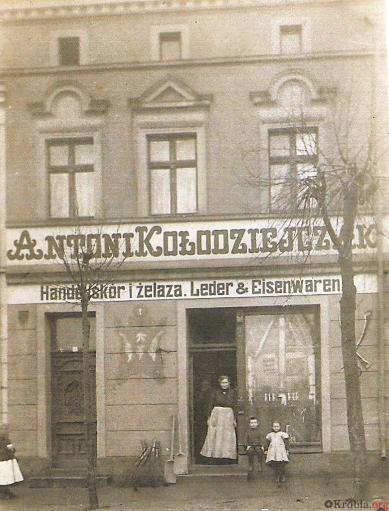 Krobia dom Antoniego Kołodziejczaka